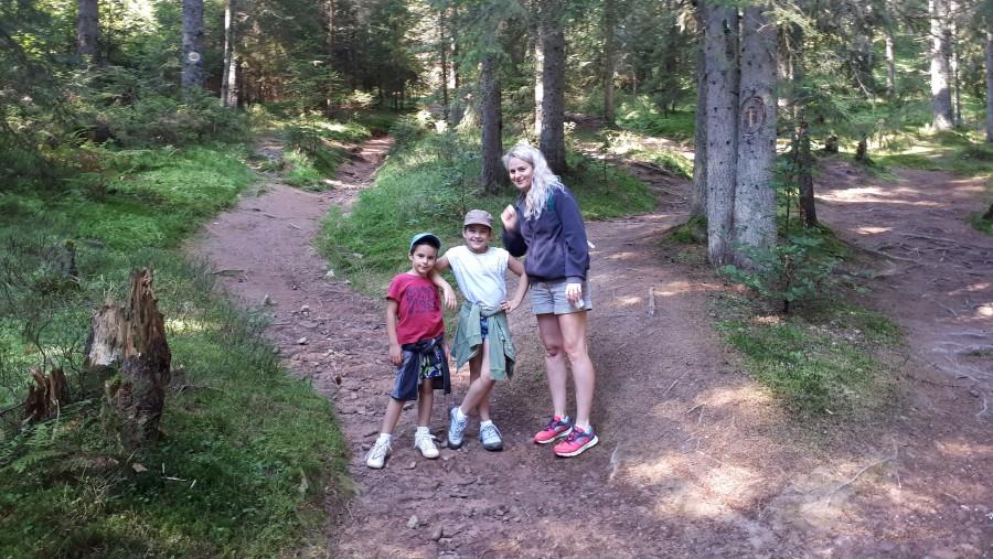 Apuseni Mountains - Family Trip