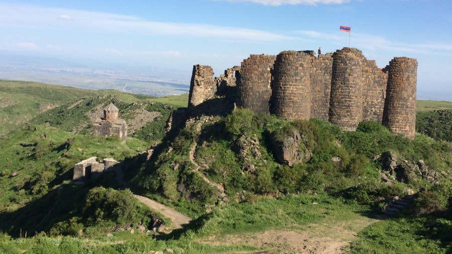 Fortress Amberd
