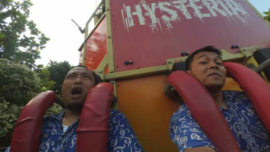 Hysteria - Ancol