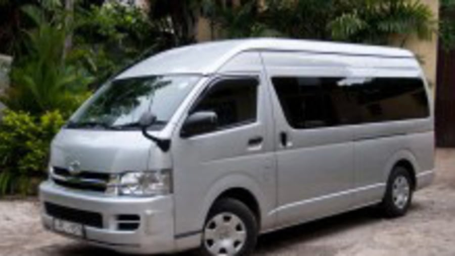 My Transport Servcie Minivan