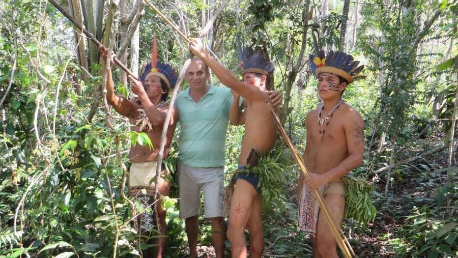 Carlos the Jaguar- Indians