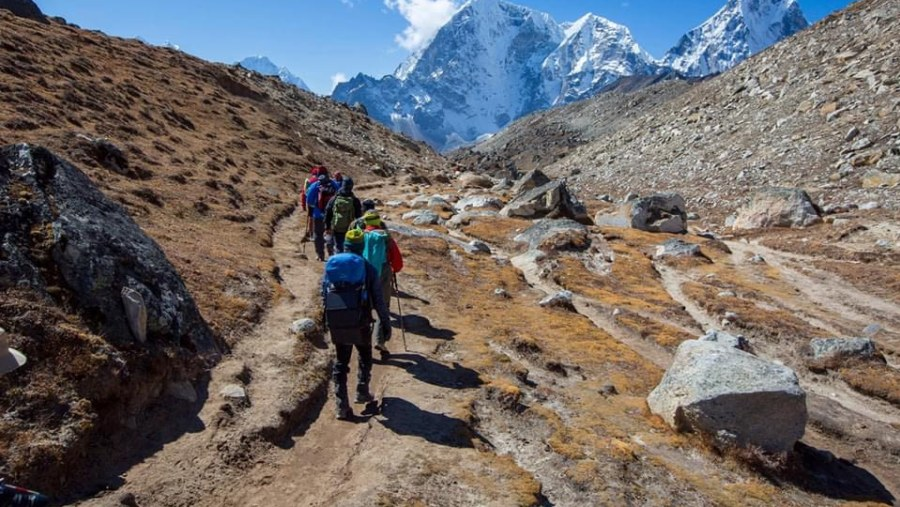 Nepal Trekkers Booking Treks and expedition