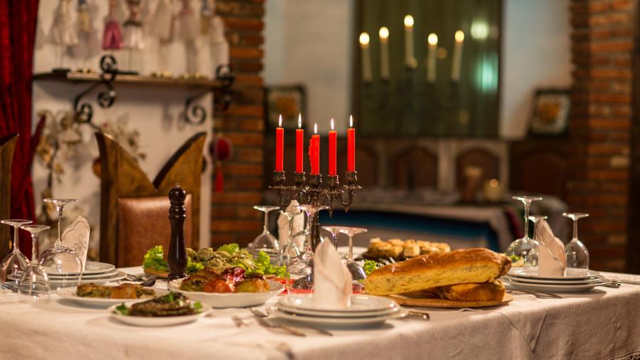 Albanian Traditional Food