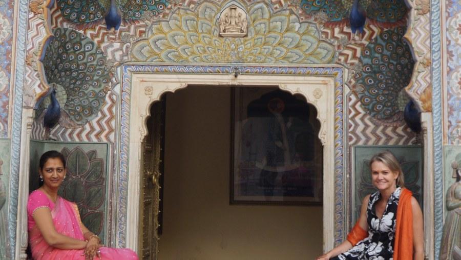 The magic of India with Anu