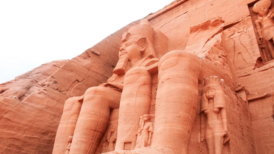 Luxor-Asuan-Abu Simbel trip