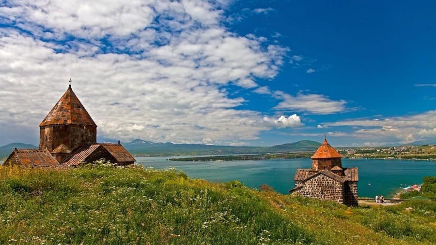 Sevan Monastery - Sevanavank
