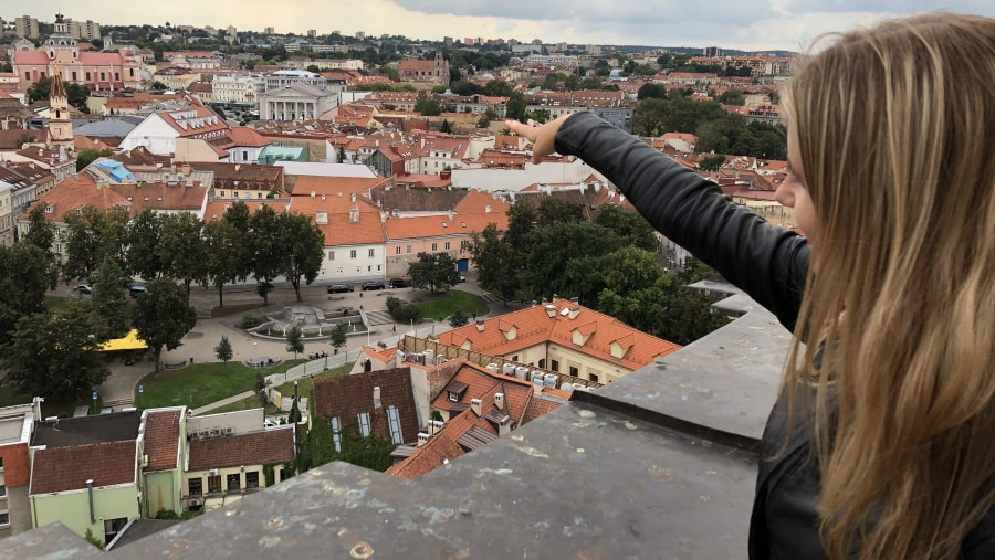 Top-notch professional guide for Vilnius and LIthuania
