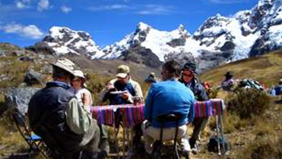 Mountain Travel Peru