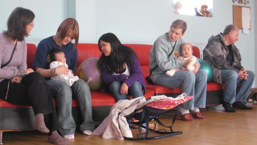 Volunteer Day at Orphanage