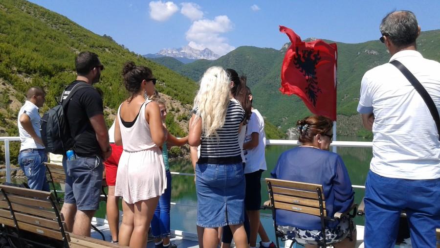 Fierze-Koman Ferry Boat Trip