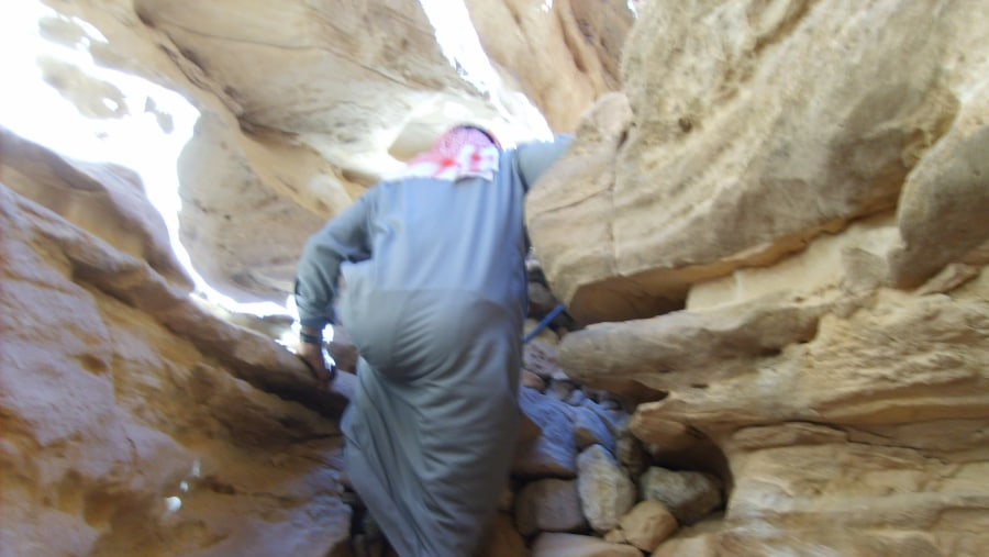 Hamata canyon