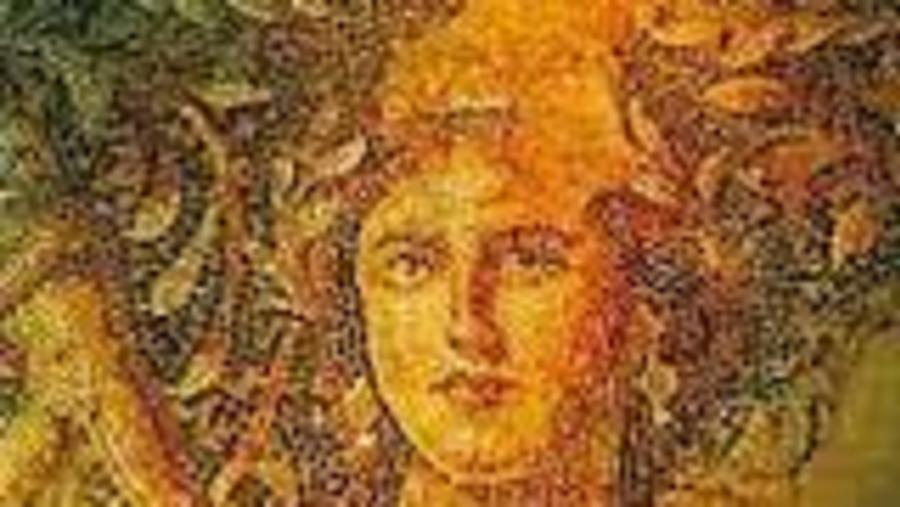 Mona-lisa of Galilee.