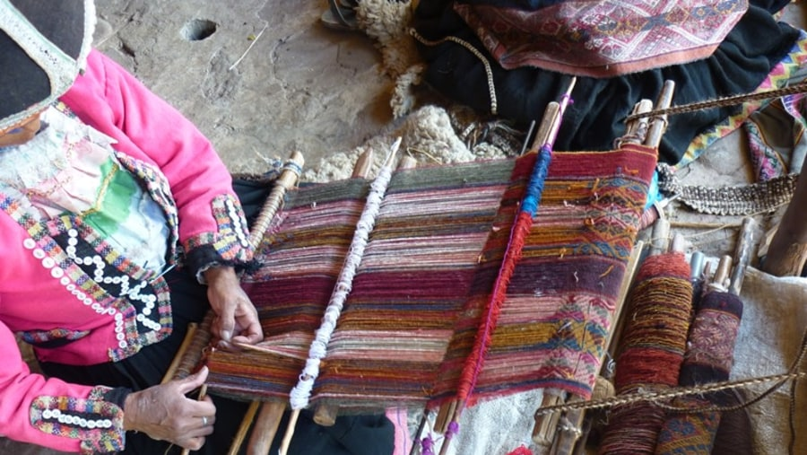 Chinchero in Sacred Valley Tour