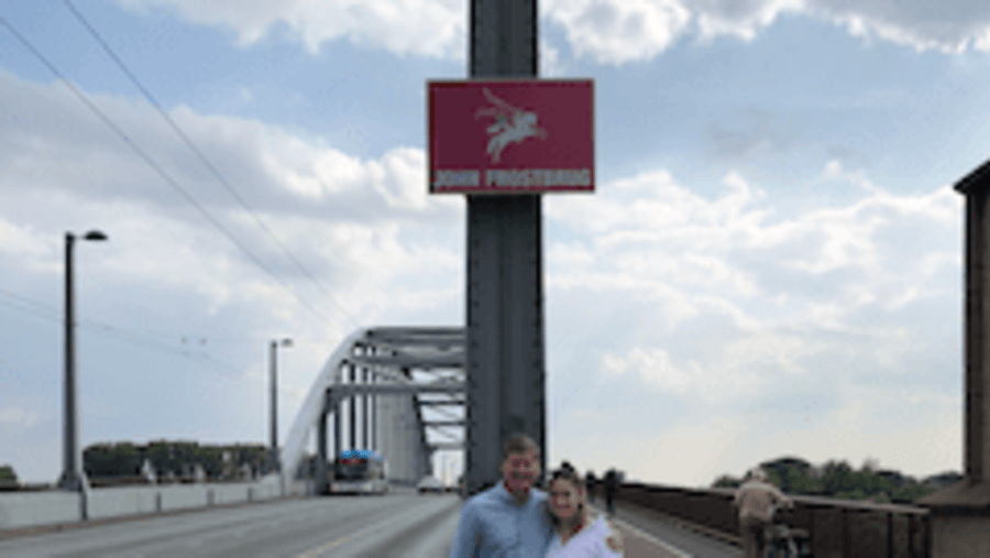 My Arnhem Tour with Dirk was Excellent