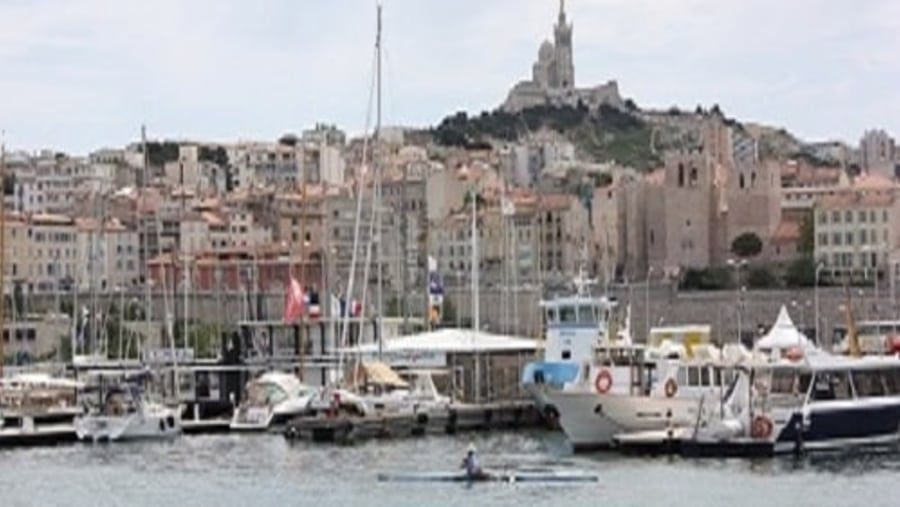 The city of Marseille