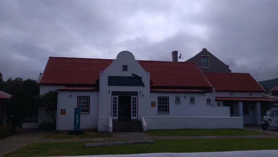 Hermanus  whale museum