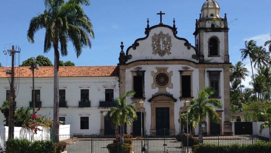 Mosteiro de São Bento de Olinda - St Benedict Monastery