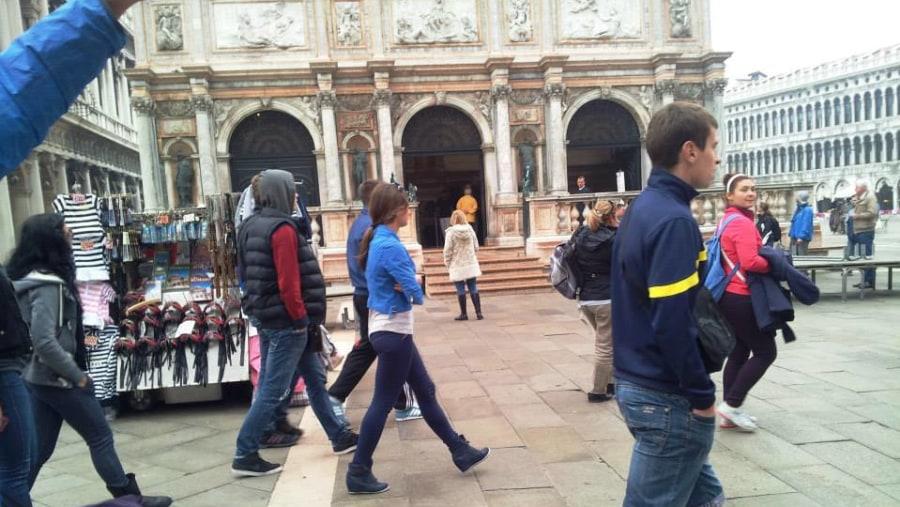 piazza Saint Marco