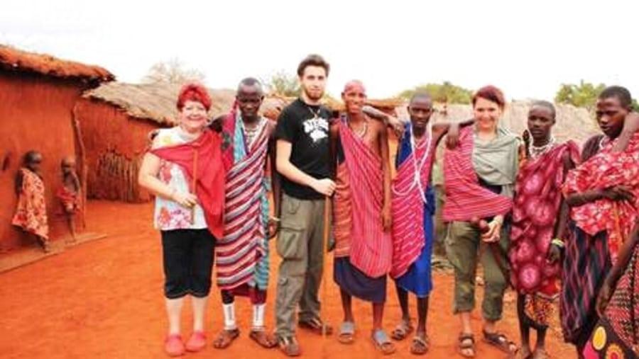 Masai cultural visit