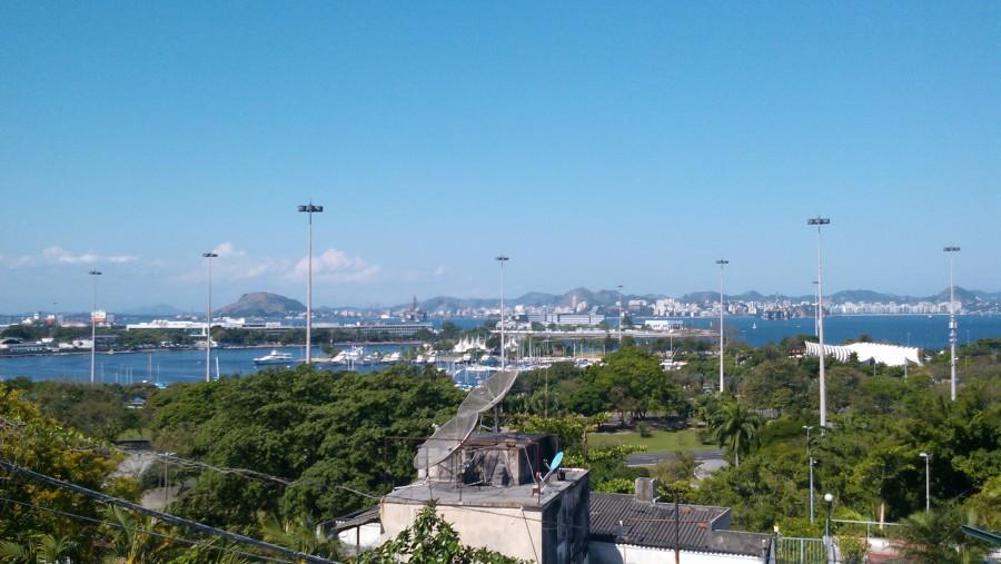 From Da Glória Church to Santos Dumont Airport