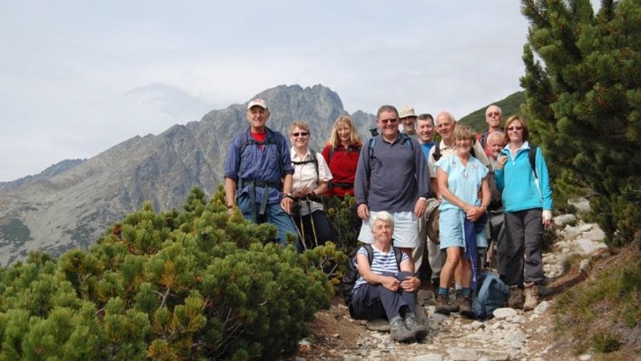 TOURS IN SLOVAKIA, WALKING WITH ADVENTOURA.EU