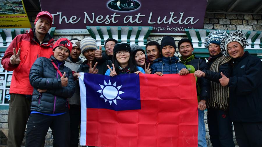 EBC Gokyo lake trek