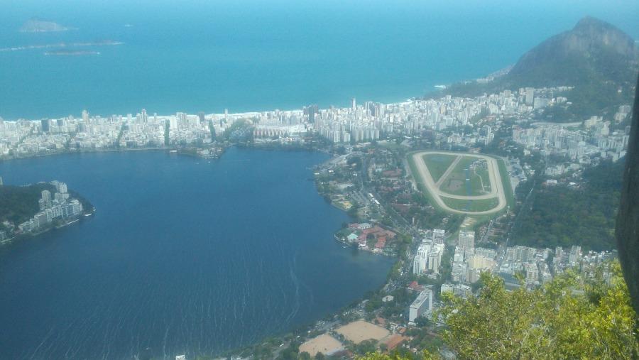 From Corcovado to Lagoa, Ipanema and Leblon Beach