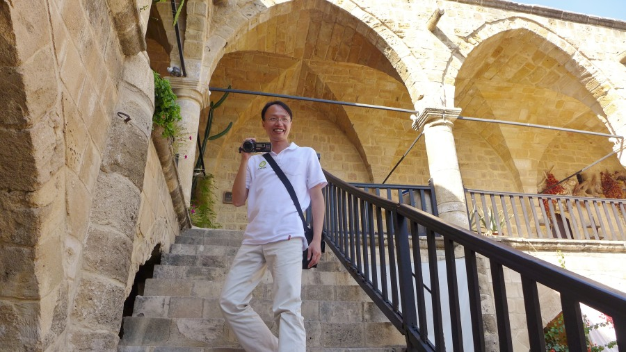 Conscientious tour guide of Northern Cyprus