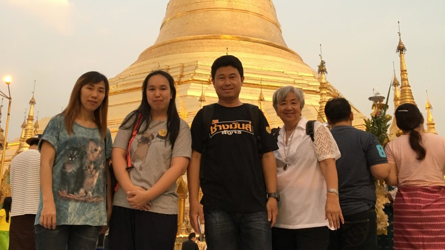 The best tour guide service in Myanmar, very recommended.