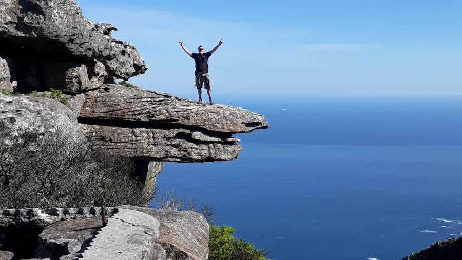 Hiking Table Mountain the ultimate Instagram destination