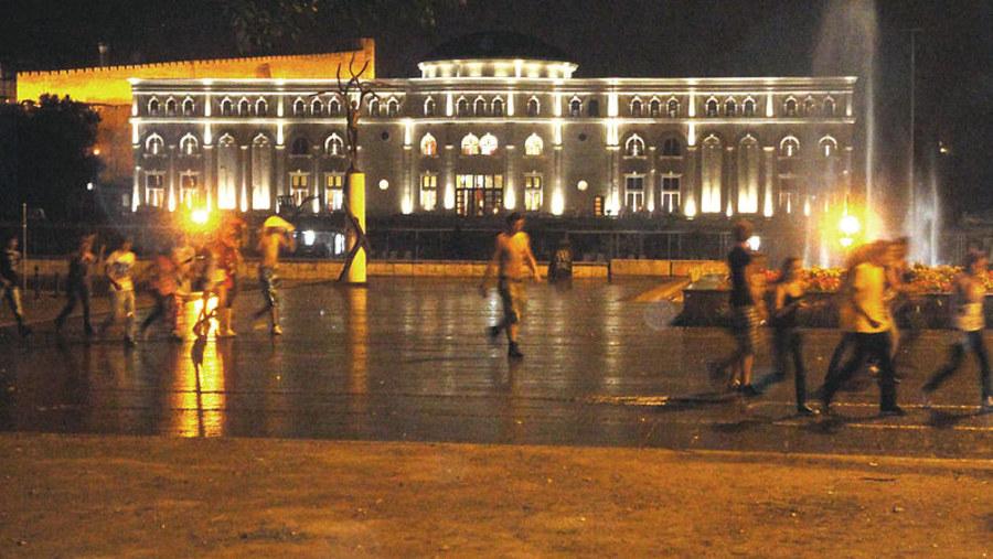 Museum of Macedonian struggle