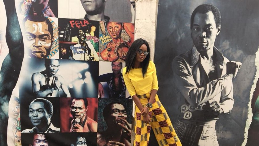 Home of the African Legend - Fela