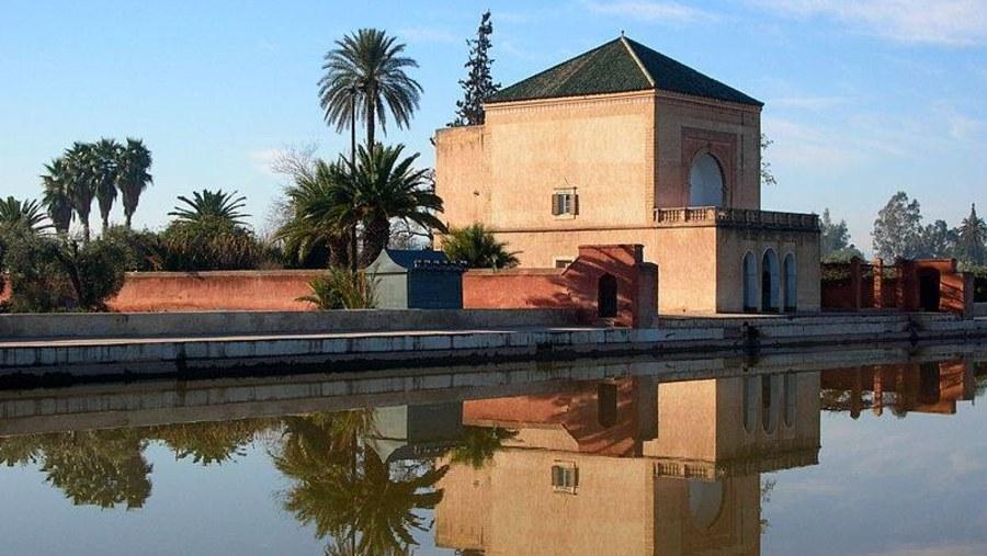 Visit Marrakech gardens