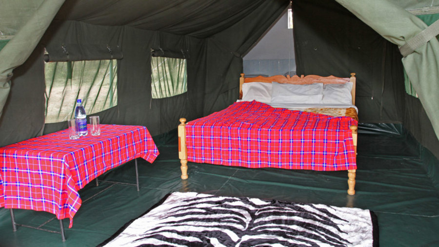 Double Room - Fisi Camp