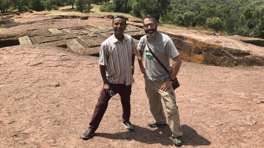 Northern Ethiopia with guide Muluken Girma - 7 days in October 2017