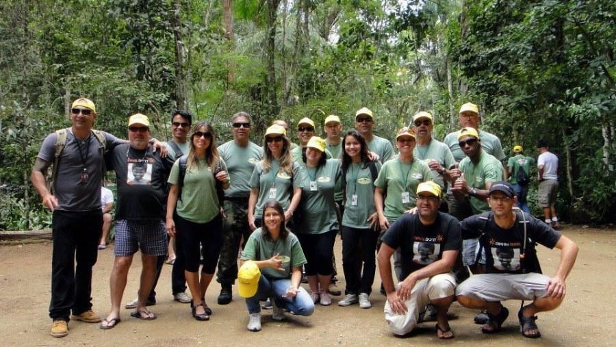 Tijuca Forest - Israeli group