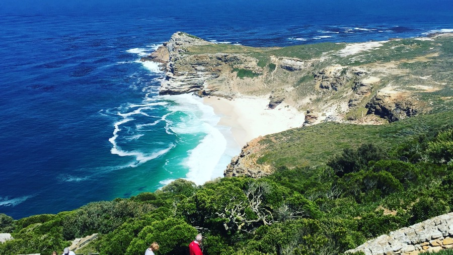 View of Cape of Good Hope