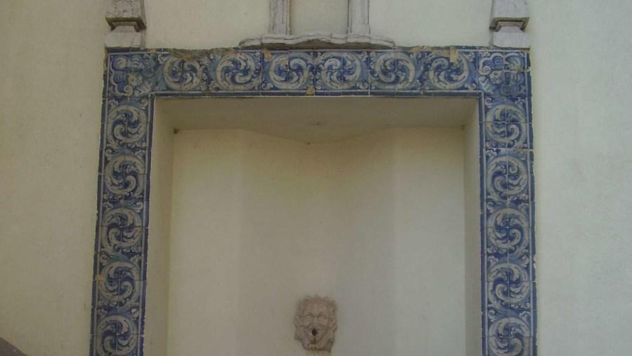 Fountain at Graça