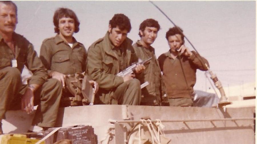 Kippur-War 1973