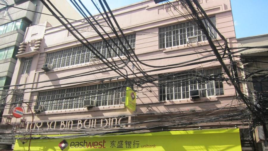 Pre-war Chinatown