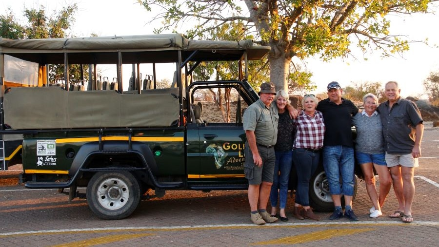 Full day game drive