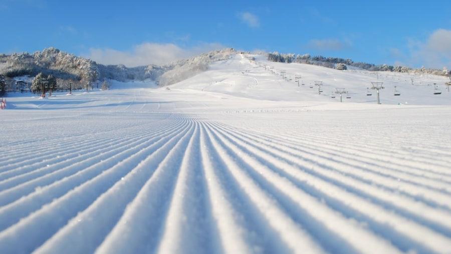 Good snow resort