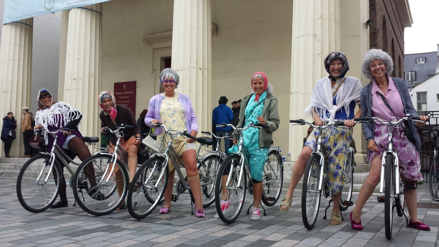 Brighton Hen Party Tour