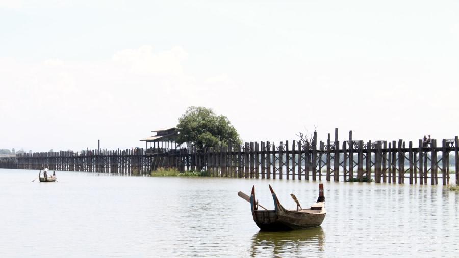 longest Wooden bridge