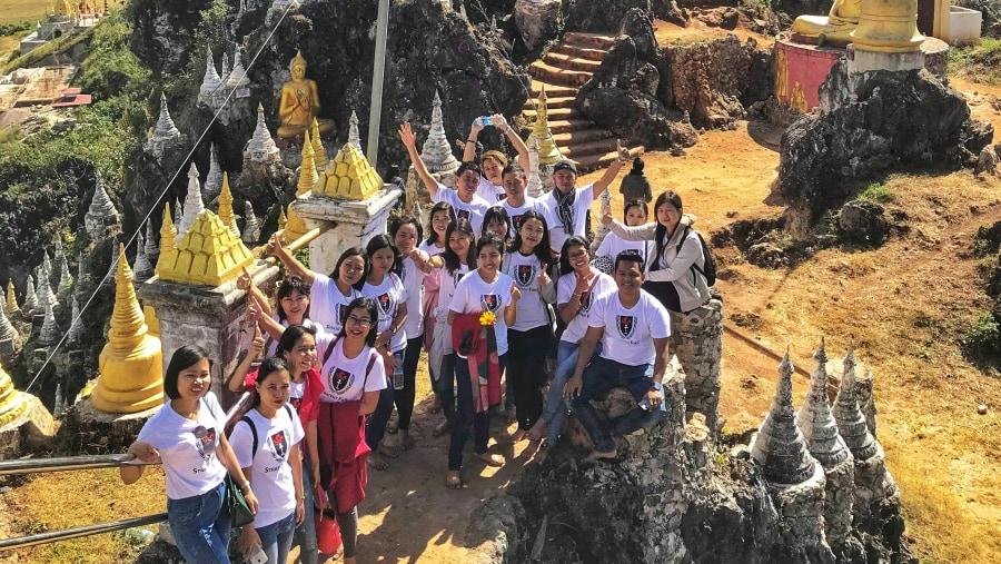 Ywa Ngan, Shan State, School Trip