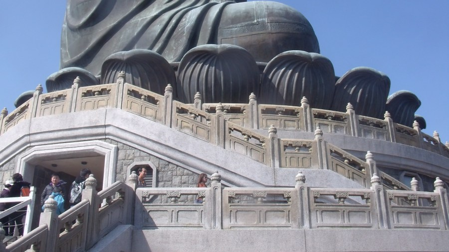 Tian Tan Big Buddha