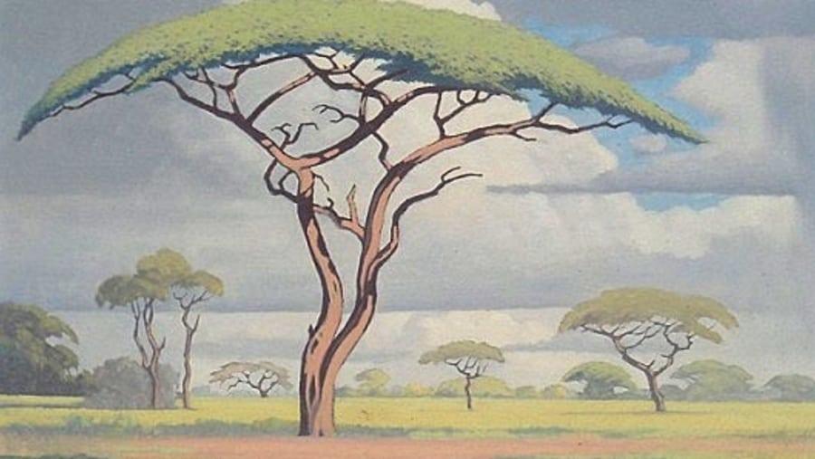 jhpierneef-single-tree-southafricanart