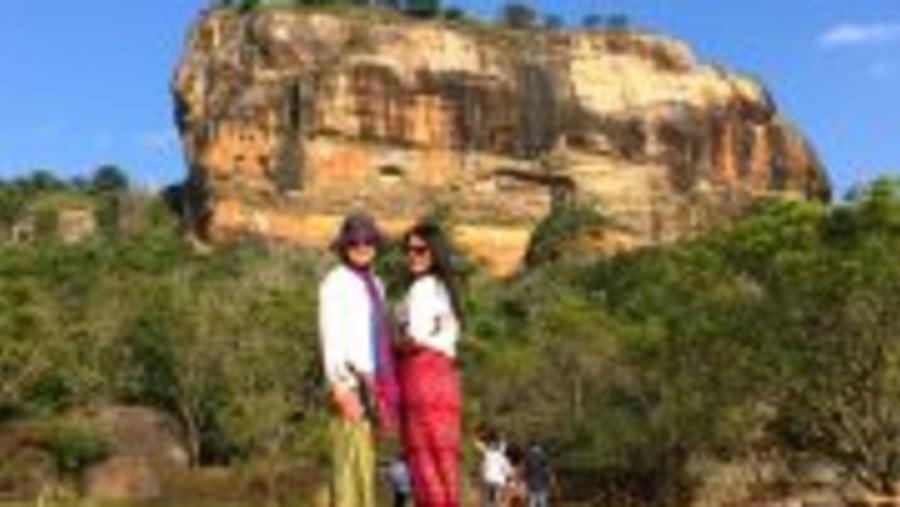Citadel Of Sigiriya
