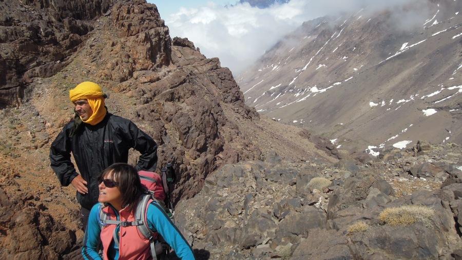 Mount Toubkal ascent trek!