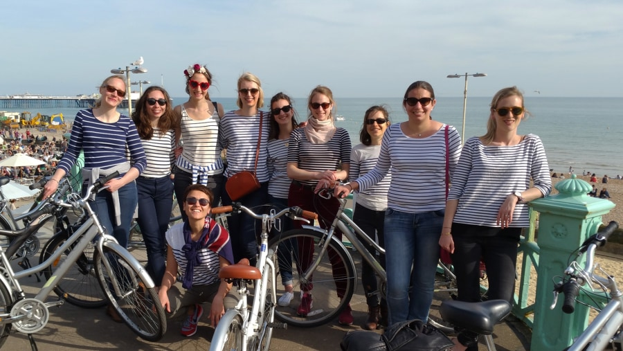 Hen Party bike tours